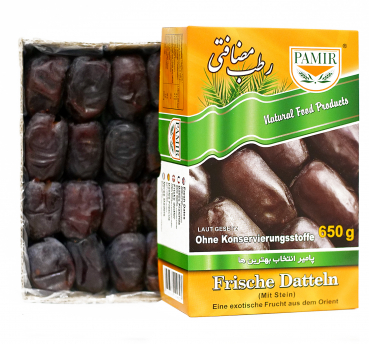 Fresh persian dates (natural) - Pamir