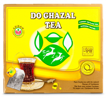 Do Ghazal - cardamom Tea