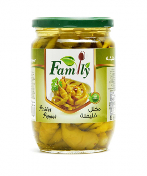 Pickled paprika - Family